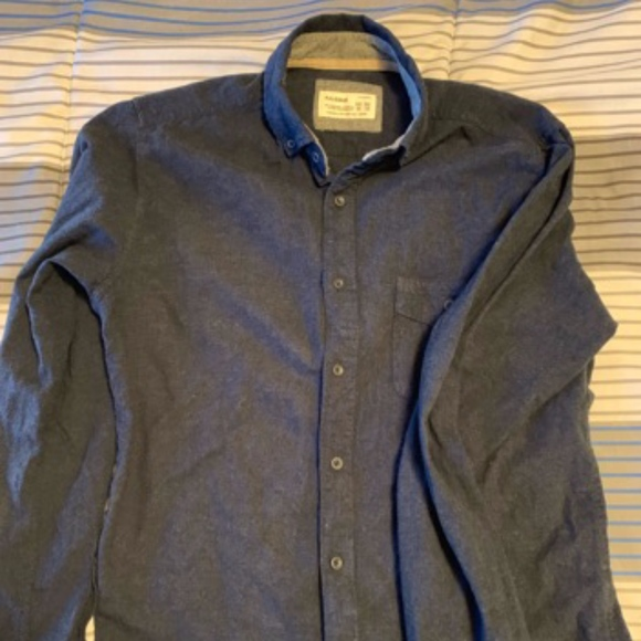 Pull&Bear Other - Pull & Bear Cloth Button Down Shirt.
